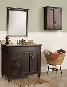 Foremost International Ashburn 36 Inch Vanity | The Home Depot Canada