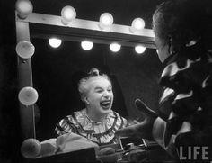 Charlie Chaplin (W. Eugene Smith. 1952)