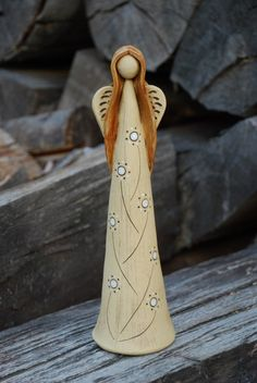 Anděl z keramiky keramika anděl andílek keramický andělé z keramiky