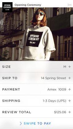 Spring - Go Shopping