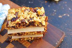 Best Homemade Chocolate Chip Granola Bars from Mom's Kitchen Handbook