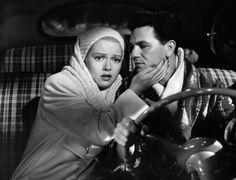"""The Postman Always Rings Twice"" -  1946    is film noir at its very best.  Lana Turner and John Garfield"