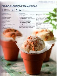 150 receitas - As melhores de 2012 Gluten Free Recipes, Healthy Recipes, Kitchen Time, Betty Crocker, Croissant, What To Cook, Finger Foods, Free Food, Cooking Tips