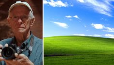 This Man Photographed the Famous Windows XP Bliss Wallpaper and Now Here's His Latest Project