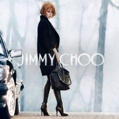 Jimmy Choo Nicole Kidman Autumn Winter 13