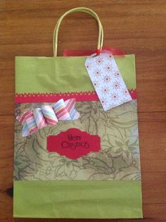 Decorated gift bags gift wrapping pinterest decorated gift decorated gift bag negle Gallery