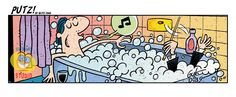 Guto Dias Studio: Bathroom Cartoon For more, visit: http://gutodiastudio.blogspot.com/