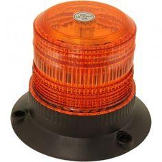 Balizas destellantes LED fabricadas en policarbonato y disponibles en distintas dimensiones, para adaptarse mejor a cualquier tipo de vehículo.