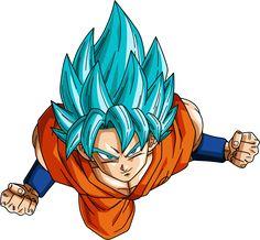 Son Goku Super Saiyan God Super Saiyan by Dark-Crawler.deviantart.com on @DeviantArt