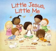 Do your kids know that Jesus was once a young child just like them? Help your children learn to connect with Jesus even at their young age in this new release!