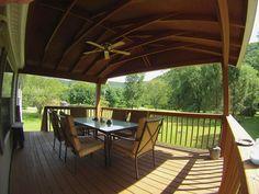 Cabin #1 Tour — Pine Creek Valley Rentals