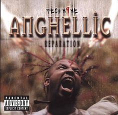 "Day Favorite album from Tech ""Anghellic"" Music Tv, Music Bands, Music Covers, Album Covers, Tech N9ne, Bring Me To Life, Hip Hop World, Strange Music, Music Photo"