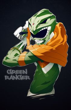Green Ranger by ~Mikuloctopus on deviantART