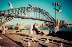 #Portrait #sydney #photographyinsydney #photography  #photographylovers #sydneyharbourbridge #sydneyharbour #milsonspoint by bon.fotography http://ift.tt/1NRMbNv