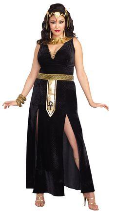 Xxx plus size costumes