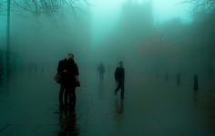☽ Dream Within a Dream ☾ Misty Blurred Art & Fashion Photography - Ray Huang
