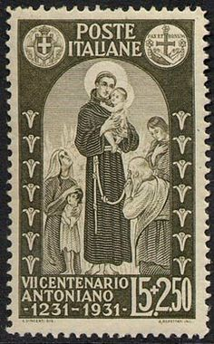 Sant\'Antonio nel VII centenario della morte
