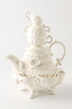 Stanhope Teapot from Anthropologie