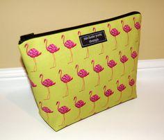 Flamingo Make-up Bag!