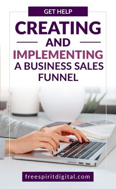Creating and implementing sales funnel on your own takes a lot of time and work. Learn the signs that arise when you need help, and where you get help when creating your funnel. #marketing #business #salesfunnels Digital Marketing Plan, Sales And Marketing, Social Media Marketing, Business Sales, Online Business, Sales Techniques, Paying Ads, Sales Strategy, Advertising Services