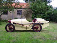 Austin 7 Gordon England Brooklands Super Sports (1929)