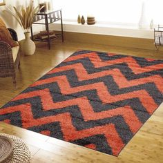 Ziggy shag rugs tangerine floor carpets with colors and designs created to suite today's modern decor, these rugs are an excellent addition to any home Modern Rugs, Modern Decor, Shag Rugs, Carpets, Layout, Colours, Flooring, Design, Farmhouse Rugs