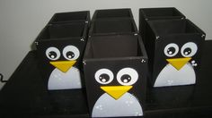 decoración con pinguinos para babyshower - Buscar con Google