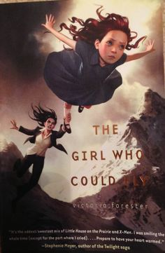 The girl who could fly epic epic book <-- looks good, may have to read:)