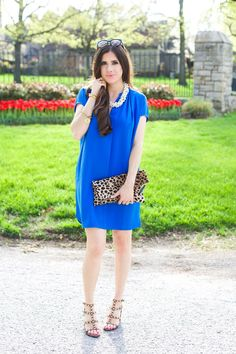 The Sweetest Thing: Cobalt Blue