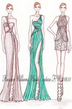 Hayden Williams Haute Couture Fall/Winter 2010.11 collection Pt1 by Fashion_Luva, via Flickr
