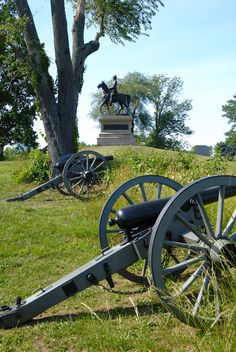 Gettysburg National Military Park. www.whereandwhen.com events, attractions and things to do in Pennsylvania. Photo by Thompson Photography for Gettysburg CVB