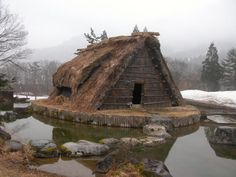 Japon - Maison avec fossé à… - Ma cabane au fond… - Shirakawa-Go, les… - MAN OF THE WORLD