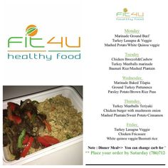 Don't forget to make your orders by today in order to start next week stress free and ready to start seeing results!  Without healthy eating habits results will be hard to achieve and @fit4u_healthyfood makes it easy.   Check out Fit4uhealthy.com to order  #mealprep #food #nutrition #personaltrainer #miami #shredz #fit4u #shredzarmy #shredztrainer #eatcleantraindirty #noexcuses #fitgirl #fitnessmodel #gymrat #workout #tattoos #joeyswoll #paigehathaway #arvinsworld #goals #inspire #motivation…
