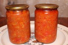 5 salate de legume pentru iarnă. Aceste rețete trebuie să le cunoască fiecare gospodină! - Bucatarul Food, Canning, Fine Dining, Salads, Essen, Meals, Yemek, Eten