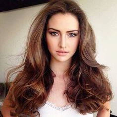 dark caramel hair color pictures
