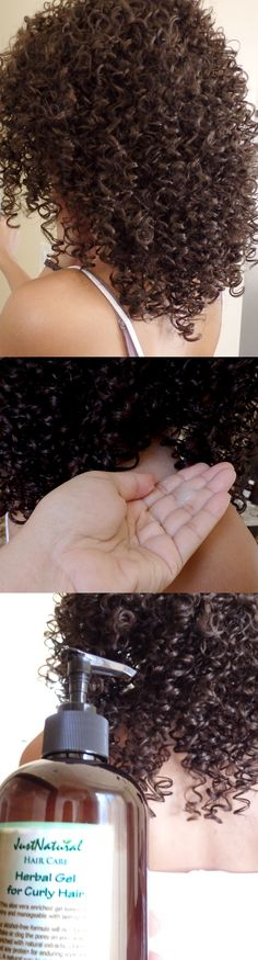 The fact that I'm not buying products loaded with chemicals and water is the first time I tried organic products and now I wonder why I waited so long, what an amazing improvement! It's hard to believe how long your products last and this makes me wonder 3c Hair, Curly Hair Tips, Curly Hair Care, Curly Hair Styles, Curly Girl, Pelo Natural, Natural Hair Care, Natural Hair Styles, Natural Curls