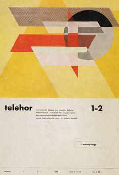 László Moholy-Nagy - Internationale Zeitschrift für visuelle Kultur. 1936