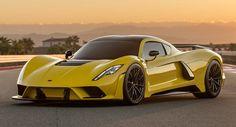 Hennessey Unveils 1,600 HP, 301 MPH Venom F5 In Vegas