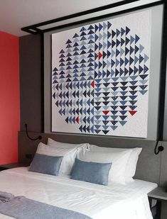 New modern quilting designs flying geese ideas