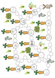 Vorschule Deutsch – Rebel Without Applause Games For Kids, Diy For Kids, Activities For Kids, Preschool Crafts, Easter Crafts, Pediatric Ot, Sequencing Activities, Teaching Kindergarten, Matching Games
