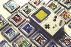 Game Boy - Photo by Akribs