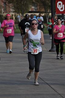 My 5K after double lung transplant