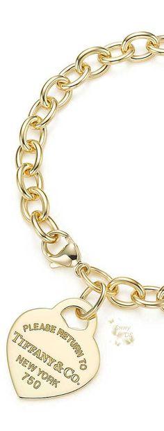 Emmy DE * Tiffany gold bracelet