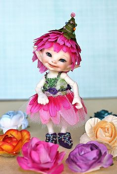 Flower fairy, Real Puki Soso