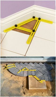 Angle-izer Template Tool. Perfect for builders, craftsmen, weekend warriors and DIY-ers alike. #affiliate