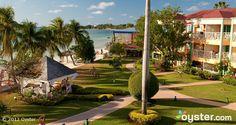 Beaches Sandy Bay view of resort buildings