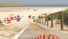 Füsse im Strand, Salz auf den Lippen und Meerluft im Haar. Das ist #Langeoog, #Nordsee und #Urlaub im einzigen #Biohotel. Das einzige #Biohotel der @biohotels auf #Langeoog