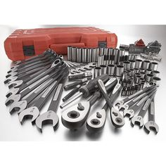Craftsman 153pc Universal Mts Mechanic Tool Set Sae Metric Socket Wrench 153 Pc