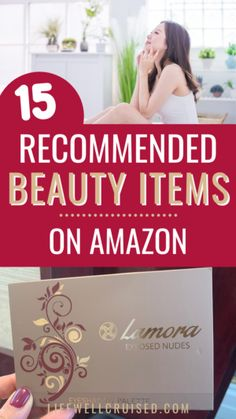 15 Most Recommended Beauty Items on Amazon to bring on your cruise vacation. Be cruise ready for day time o the cruise ship and in ports, as well as on formal nights. Here are some must have toiletry items and beauty essentials. #cruiseitems #amazonbeauty #toiletries #packingtips
