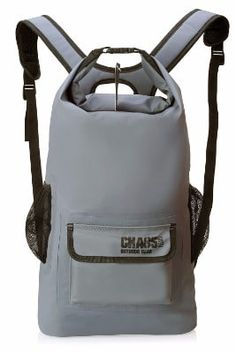 Chaos Ready Waterproof Backpack – Dry Bag - Premium Quality with Padded  Shoulder Straps -… d1fae78547a79
